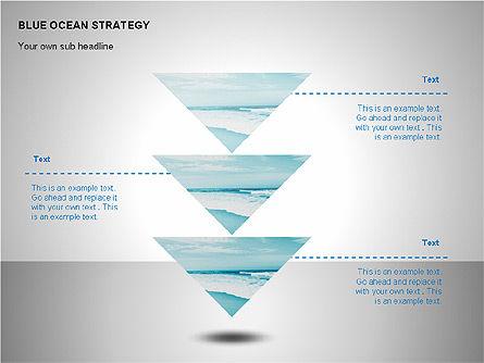 Blue Ocean Strategy, Slide 6, 00100, Business Models — PoweredTemplate.com