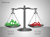 Shapes: Voors en tegens charts #00103