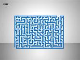 Free Maze Shapes#3