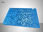 Free Maze Shapes#7