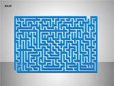 Free Maze Shapes#9