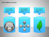 Environmental Savings Icons#2