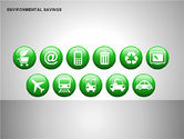Environmental Savings Icons#9