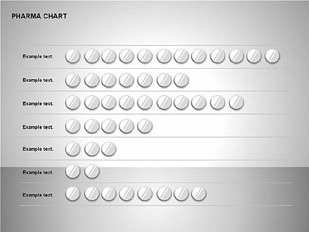 Pharmacology Charts, Slide 3, 00116, Process Diagrams — PoweredTemplate.com