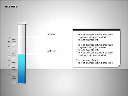 Test Tubes Charts Slide 3