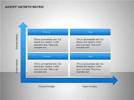 Product-Market Growth Charts, Slide 11, 00125, Matrix Charts — PoweredTemplate.com