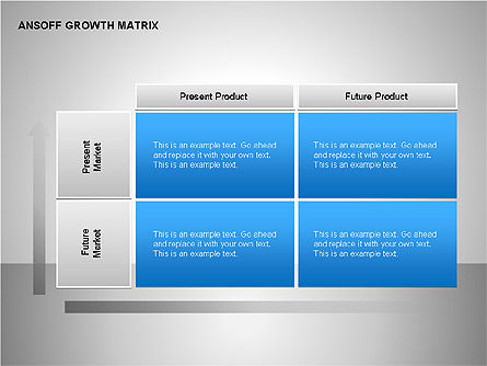Product-Market Growth Charts, Slide 9, 00125, Matrix Charts — PoweredTemplate.com