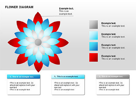 Stage Diagrams: Flower Stages Diagram #00128