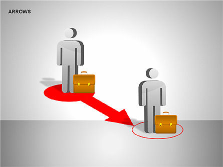 Making Decision Charts, Slide 4, 00136, Shapes — PoweredTemplate.com