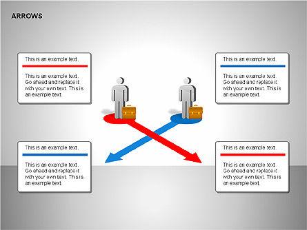Making Decision Charts, Slide 8, 00136, Shapes — PoweredTemplate.com