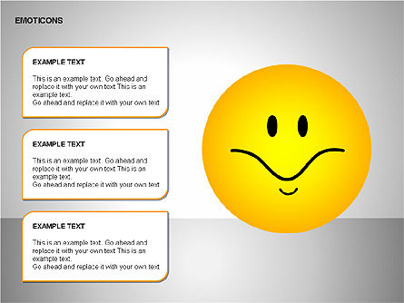 Emotion Icons Slide 4
