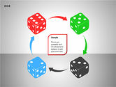 Free Dice Shapes Collection#12