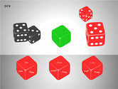 Free Dice Shapes Collection#15
