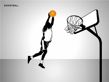 Shapes: Basketball Shapes #00142