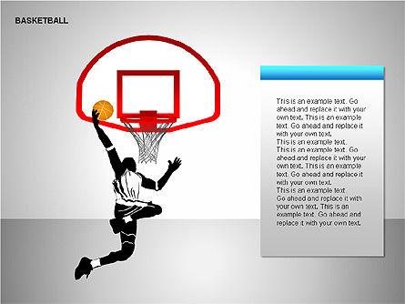 Basketball Shapes Slide 2