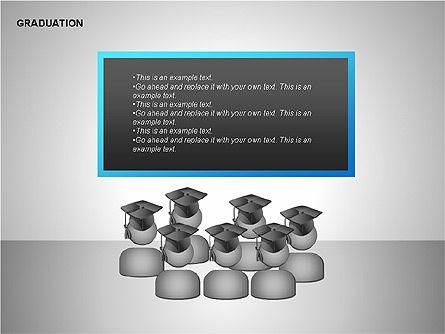 Graduation Shapes Slide 4
