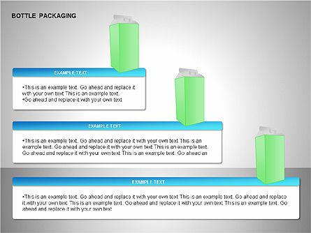 Packaging Shapes, Slide 11, 00149, Shapes — PoweredTemplate.com