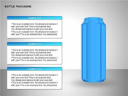 Packaging Shapes, Slide 6, 00149, Shapes — PoweredTemplate.com