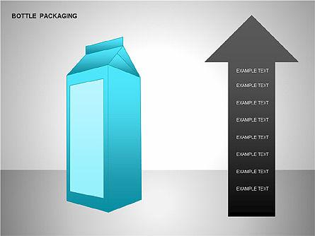 Packaging Shapes, Slide 7, 00149, Shapes — PoweredTemplate.com