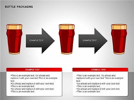 Packaging Shapes, Slide 8, 00149, Shapes — PoweredTemplate.com