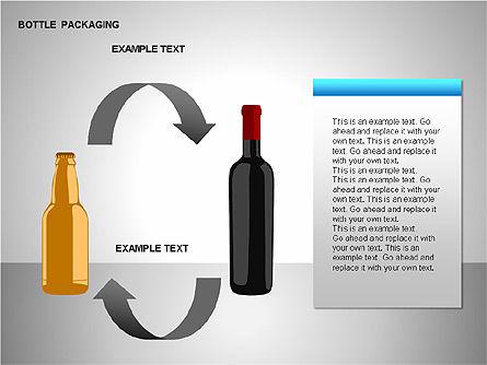 Packaging Shapes, Slide 9, 00149, Shapes — PoweredTemplate.com
