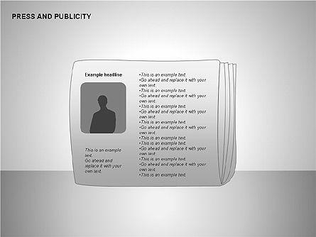 Press & Publicity Diagrams Slide 2