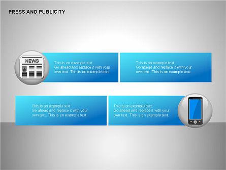 Press & Publicity Diagrams Slide 4