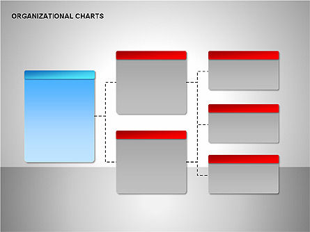 Organizational Charts: Organizational Charts Collection #00169