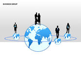 World Business Group Diagrams#4