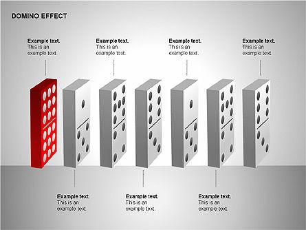Process Diagrams: Domino efeitos gráficos #00187
