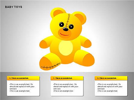 Baby Toys Shapes, Slide 8, 00195, Shapes — PoweredTemplate.com