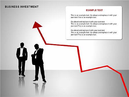 Business Investing Diagrams, Slide 11, 00198, Business Models — PoweredTemplate.com