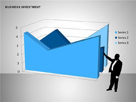 Business Investing Diagrams, Slide 13, 00198, Business Models — PoweredTemplate.com