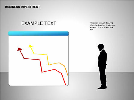 Business Investing Diagrams, Slide 14, 00198, Business Models — PoweredTemplate.com