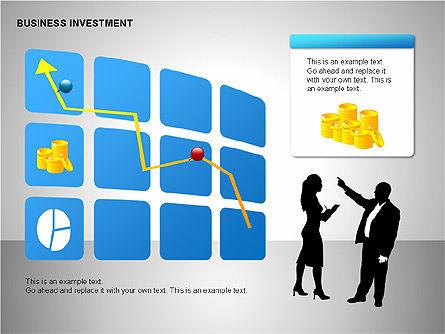 Business Investing Diagrams, Slide 8, 00198, Business Models — PoweredTemplate.com