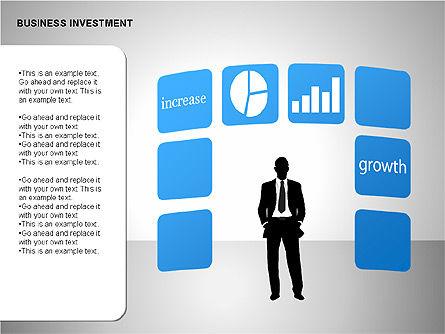 Business Investing Diagrams, Slide 9, 00198, Business Models — PoweredTemplate.com