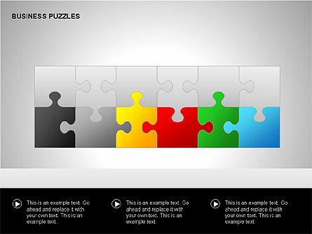 Puzzle Diagrams: Puzzle diagrammen #00205