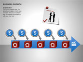 Business Results Growth Diagrams#13