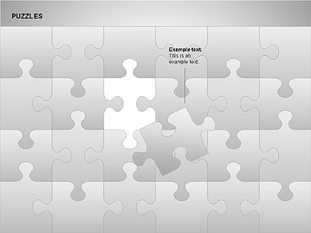 Puzzle Diagrams: Puzzles with Pieces Diagrams #00220