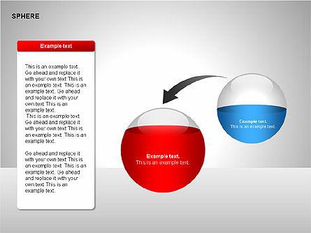 Sphere Diagrams, Slide 11, 00224, Stage Diagrams — PoweredTemplate.com