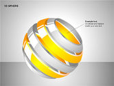 3D Sphere Charts#5