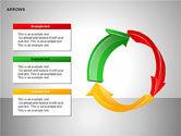 Interaction Arrows Collection Diagrams#5