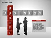 Business Cubes Diagrams#2