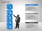 Business Cubes Diagrams#5