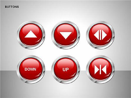Icons: 아이콘 컬렉션 버튼 #00241