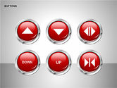 Icons: Buttons with Icons Collection #00241