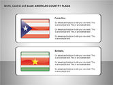 Free North Central and South America Countries Flags#12