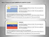 Free North Central and South America Countries Flags#14