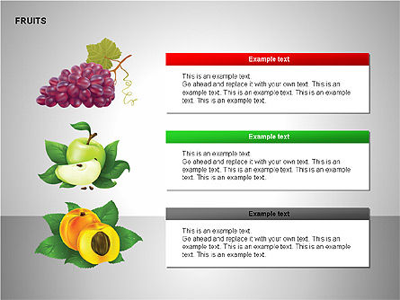 Free Fruits Collection Slide 2