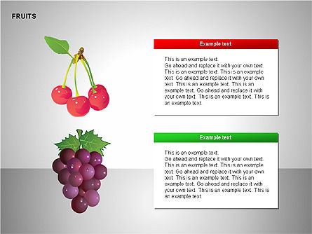 Free Fruits Collection Slide 4